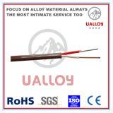 Красный тип кабель желтого цвета k термопары/провод