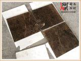 Oscurità di pavimentazione di pietra naturale di Emperador dalle mattonelle di marmo della Spagna