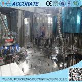 自動回転式飲料水の瓶詰工場