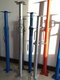 Suportes de aço ajustáveis do andaime para a construção