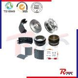 Accessoires de frein pour le camion lourd et la semi-remorque
