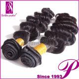 加工されていないブラジルの毛の織り方の価格、前に編みこみの毛の拡張