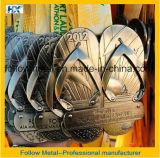 Qualitäts-Medaillen für Marathon-EBB