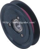 Kombiniertes Leitungskabel-Rad mit Draht oder Draht in der korrekten Richtung