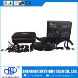 Traçage principal visuel aérien en verre visuels des lunettes 3D de Fpv, entrée de HDMI et archive de DVR (couleur noire)
