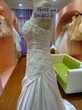 صنع وفقا لطلب الزّبون أنيق قافلة تموين عرس ثوب نساء نحيلة يتزوّج حافة [أوو4028]