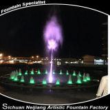 Petit fournisseur rond invisible de fontaine