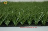 RoHS a certifié le vert d'inducteur d'herbe de sports du football de largeur de 4m