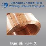 Aws Em12kのサブマージアーク溶接ワイヤーの中国の製造業者
