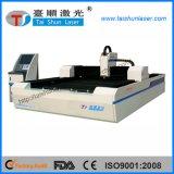 Máquina de estaca 500W do laser da fibra da folha da placa de identificação da ferragem