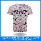 Magliette del Mens stampate alta qualità all'ingrosso della Cina