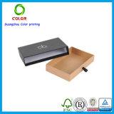 Rectángulo de encargo del cajón del regalo de la insignia de la fábrica de China con espuma