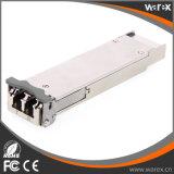 Совместимый модуль 1530.33nm~1641.41nm 80km приемопередатчика 10GBASE-DWDM XFP