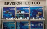 7 Zollrearview-System mit Bildschirm des Input-4CH