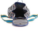 Heißer verkaufenrucksack-Beutel form-Dame-Entwerfer-Sport PU-/Canvas (QC-150923)