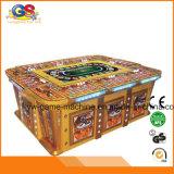 Casino da máquina de jogo do jogo do entalhe dos peixes do prendedor do tiro do casino
