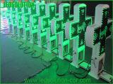 Potência transversal do diodo emissor de luz da farmácia ao ar livre do uso dentro da farmácia transversal impermeável