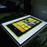 Der LED-Kristallfoto-Feld-helle Kasten