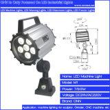 24V/220V ponen en cortocircuito las lámparas de trabajo de la máquina del brazo LED