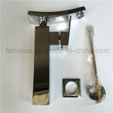 Wasser-Einsparung-Quadrat-Badezimmer-Einhebelhahn (HD4500H)
