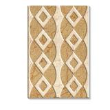 azulejo selecto de oro de la pared del mosaico de 200*300 milímetro