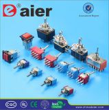 2-дорога Mini Toggle Switch 3A 250VAC (SMTS-101)