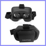 Smartphones iPhone Samsung Vr Box를 위한 작은 Virtual Reality Vr Glasses Headset Box Passive Mini Vr 3D Glasses