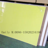 1220*2440*18mm White UVMDF Board für Kitchen Cabinet Door (ZH-977)