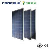 sistema solar do módulo 300W solar com garantia 25years