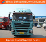 Shacman 4X2 Tractor Trucks、385HP Tractors Heads