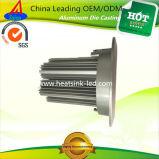 Dispositivo di raffreddamento globale della parte di illuminazione del pezzo fuso di alluminio di montaggio di priorità OEM/ODM