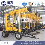 Plate-forme de forage hydraulique de puits d'eau à vendre (HF-3)