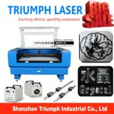 Triumphlaser hölzerne CO2 Laser-Ausschnitt-acrylsauermaschine für Verkäufe MDF Laserengraver-Scherblock-Preis