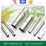 AISI 201, 304, 304L, 316, 316L, 430 tubi dell'acciaio inossidabile