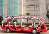 Stampfer mochte nettes elektrisches touristisches Auto für Laden 23 Personen