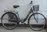 [700ك] [نإكسوس] مشتركة 3 سرعة كلاسيكيّة بنات درّاجة مع سلّة [دوتش] [أما] درّاجة مدينة درّاجة