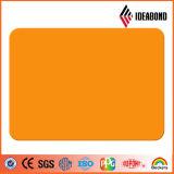 Het binnenlandse PE van de Kern Decorationldpe Kleurrijke Comité Cpmposite van het Aluminium van de Deklaag Plastic