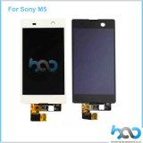 Первоначально сенсорный экран Repartment LCD для индикации Сони M5 TFT
