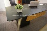 أسلوب جديدة حديثة جلد [مدف] مكتب طاولة ([ف9])