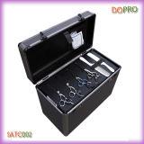 大きいVoulumeの専門の携帯用理髪師のツールは運ぶ箱(SATC002)を