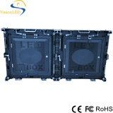 Innenmiete P4 LED-Bildschirm mit druckgegossenem AluminiumCabient SMD farbenreich
