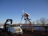 sistema de generador del molino de viento 30kw