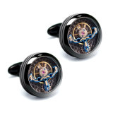 Способ Tourbillon Movement Cufflinks для Men TM-121A