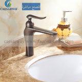 Grifo de cobre amarillo del golpecito del lavabo del nuevo color antiguo con Acs aprobado para el cuarto de baño