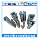 نوعية [6063-ت5] صناعيّة ينبثق ألومنيوم/ألومنيوم قطاع جانبيّ