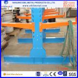 Cremalheira Cantilever quente da venda & do aço Q235 do de alta tecnologia/cremalheiras internas do armazenamento da lenha