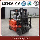 Chariot élévateur diesel du chariot élévateur 1.5t de Ltma le petit peut fonctionner dans le conteneur