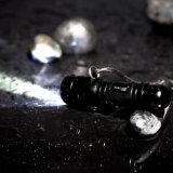 Luz do acento da liga de alumínio com bateria do Li-íon