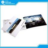 高品質の習慣によって印刷される小冊子のパンフレット