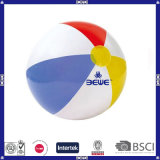 Bola de playa inflable modificada para requisitos particulares Popular&Cheap china del juguete